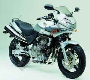 CB600F22 FRANCE 2002 NH411 CB 600 S HORNET 34HP