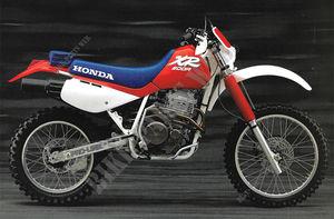 Intaza Feu Arrière Lentille x1pc 355036 HONDA XL 600 R 1983-1987