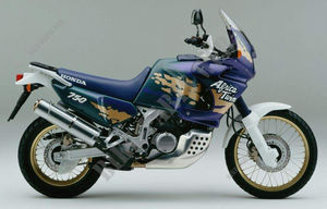 XRV750P FRANCE 1993 G130 AFRICA TWIN 750