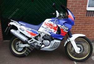 XRV750P FRANCE 1993 NH138H AFRICA TWIN 750