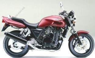CB1000FS BIG ONE 1000 FRANCE 1995