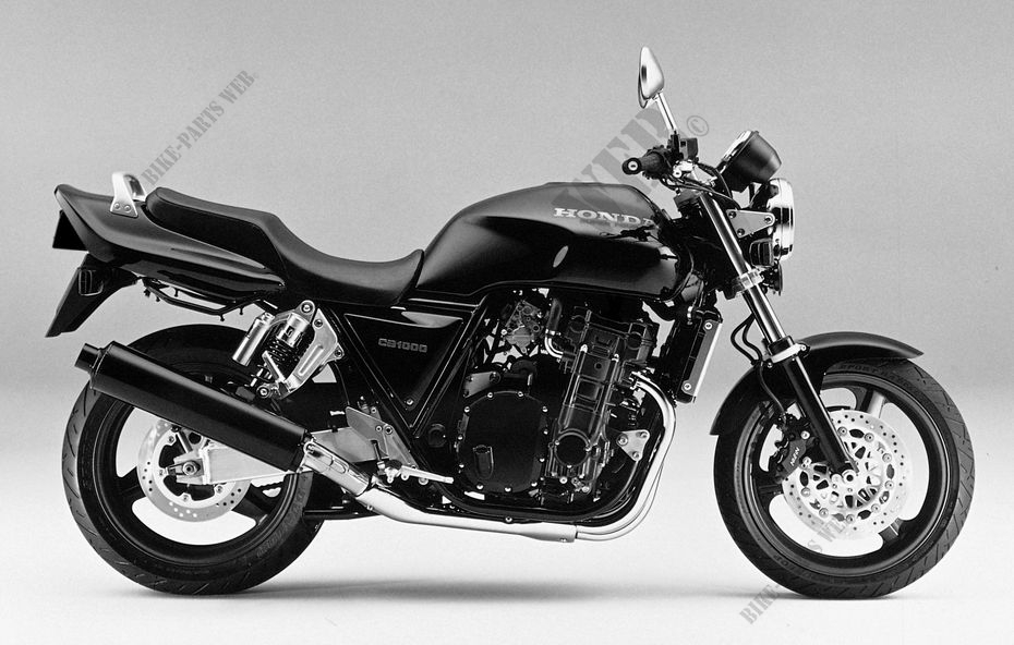 CB1000FT BIG ONE 1000 FRANCE 1996