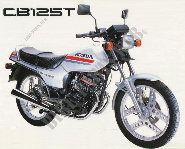 moto honda 125 twin id es d 39 image de moto. Black Bedroom Furniture Sets. Home Design Ideas