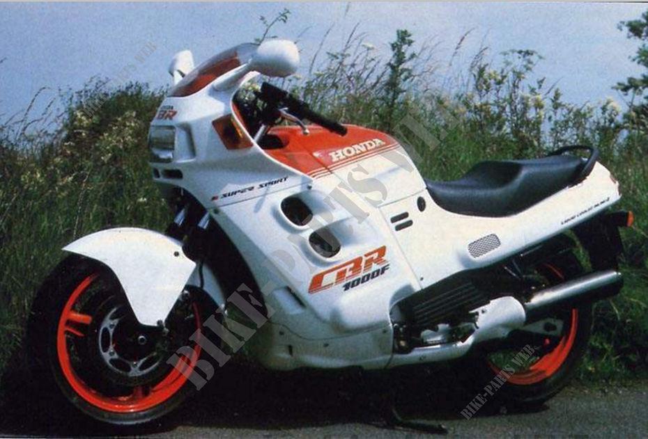 Cbr1000fh Sc21 Honda Moto Cbr 1000 F 1000 1987 France Pi U00e8ces D U00e9tach U00e9es D U0026 39 Origine Honda