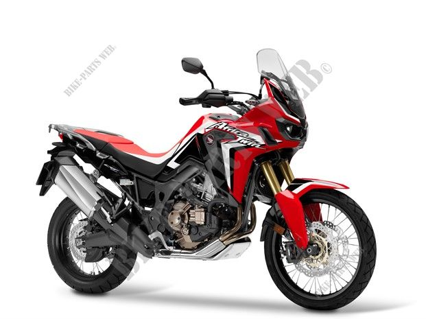 CRF1000AH AFRICA TWIN 1000 ABS ROUGE FRANCE 2017