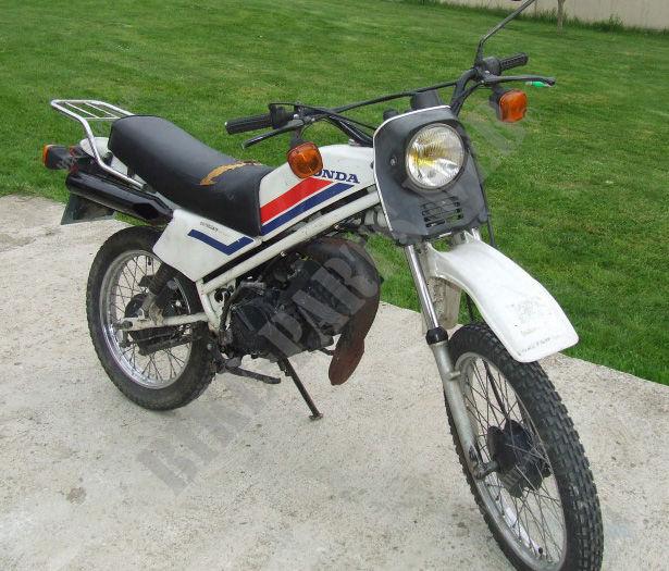 mt80sa hd02 honda moto mt 80 80 1980 france   pices