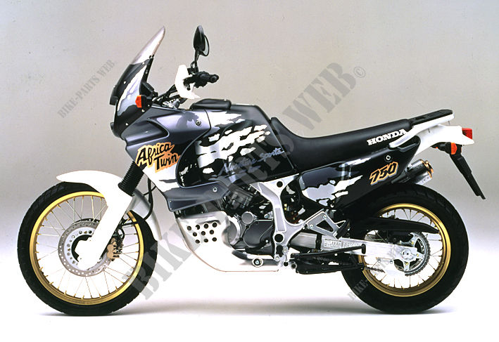 XRV750P AFRICA TWIN 750 FRANCE 1993