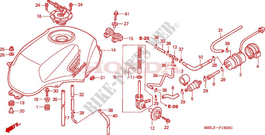 Deauville 650 : reserve d'essence  inexistante RESERVOIR-A-CARBURANT-Honda-MOTO-650-DEAUVILLE-1998-NT650VW-F__1500