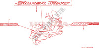 MARQUE Chassis 600 honda-moto SILVERWING 2002 F__3400
