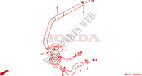 VALVE INJECTION D'AIR Chassis 600 honda-moto SILVERWING 2002 F__2300