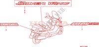 MARQUE Chassis 600 honda-moto SILVERWING 2006 F__3400
