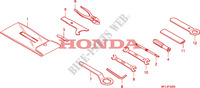 OUTILS Chassis 1000 honda-moto CBR 2008 F__3200