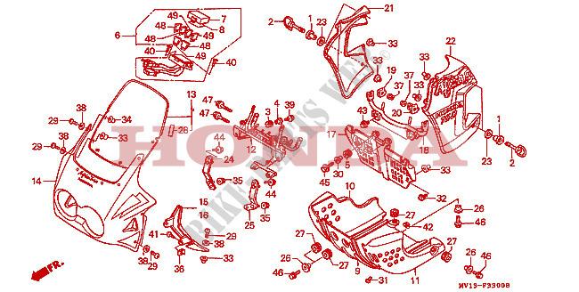 Africa Twin RD04 750 en cours de restauration RD 04 - Page 7 CAPOT-Honda-MOTO-750-AFRICA-TWIN-1990-XRV750L-F__3300