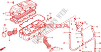 FILTRE A AIR Chassis 1500 honda-moto GOLD-WING 1999 F__1900