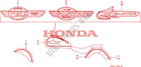 RAYURE/MARQUE(1) Chassis 1500 honda-moto GOLD-WING 1999 F__3900