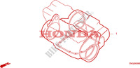 POCHETTE DE JOINTS B pour Honda BIG ONE 1000 de 1994