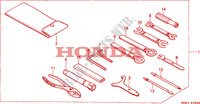 OUTILS Chassis 600 honda-moto VT 1996 F__2900