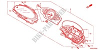 COMPTEUR Chassis 125 honda-moto PCX 2010 F_02