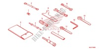 OUTILS Chassis 500 honda-moto CB 2014 F_48