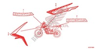 MARQUE/RAYURE (CRF250L) Chassis 250 honda-moto CRF 2013 F_50