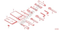 OUTILS Chassis 250 honda-moto CRF 2013 F_48