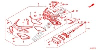 FEUX COMBINES ARRIERE Chassis 110 honda-moto DIO 2013 F_38_10