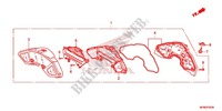 COMPTEUR Chassis 1000 honda-moto CB 2015 F_02