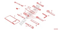 OUTILS Chassis 500 honda-moto CBR 2014 F_48