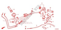 LEVIER DE GUIDON   CABLE   COMMODO pour Honda CBR 250 R RED de 2011