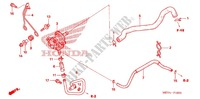 SOUPAPE D'AIR Chassis 450 honda-moto CRF 2008 F_16_1