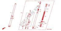 06455 MS9 405 JEU DE PLAQUETTES AVANT NEUVES O HONDA VF 750 C ref