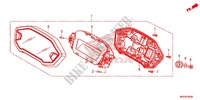COMPTEUR Chassis 500 honda-moto CBR 2013 F_02